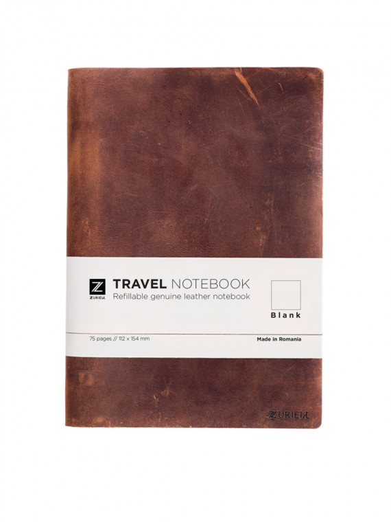 Agenda ZURIELL Travel Notebook
