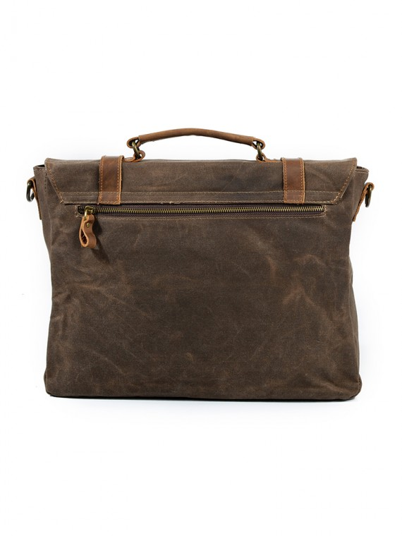 Geanta de umar URBAN BAG Stockholm - Coffee (impermeabil)