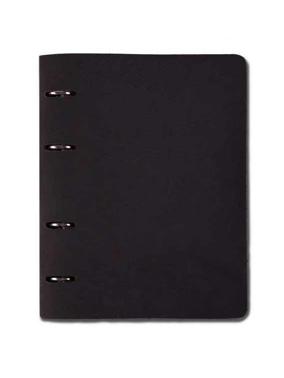 Agenda din piele naturala The Notebook by URBAN BAG dimensiune A5 – Dark Brown